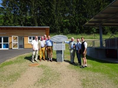 Eröffnung Altstoffsammelzentrum Gurktal