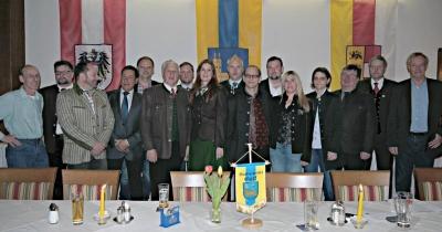 Offizielle Angelobung nach Bürgermeister - und Gemeinderatswahlen 2015