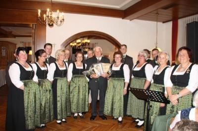 25 Jahre Bürgermeister von Gurk und 80. Geburtstag